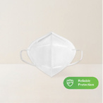 KN95 Nano Face Mask (20 PCs/Individual Package)
