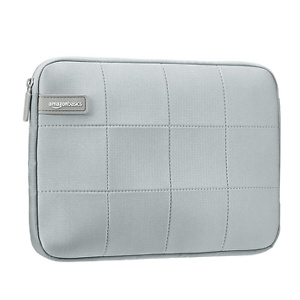 "AmazonBasics 13.3"" Urban Laptop Sleeve Case - Grey"