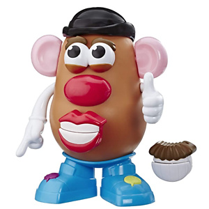 Mr Potato Head Playskool Movin' Lips Electronic Interactive Talking Toy