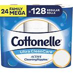 Cottonelle 超洁净卫生纸24卷超大家庭装