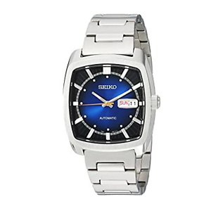 Seiko Men's RECRAFT Series Automatic-self-Wind Watch with Stainless