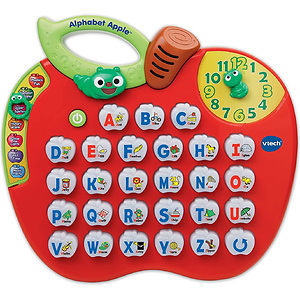 VTech 字母苹果早教学习机
