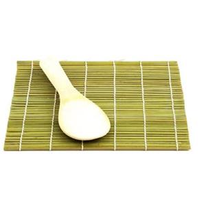 Helen's Asian Kitchen 97025 Helen Sushi Mat, 1-Pack, Bamboo