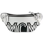 MCM logo 斜挎腰包