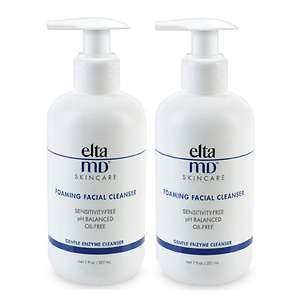 EltaMD Foaming Facial Cleanser Duo