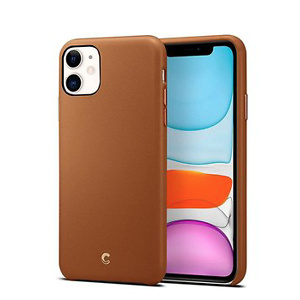 CYRILL Ciel [Basic Leather Collection] Designed for Apple iPhone 11 Case (2019)