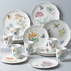 Butterfly Meadow® 18-piece Dinnerware Set