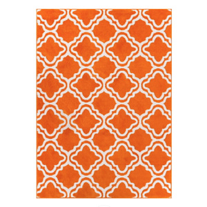 Well Woven StarBright Calipso Modern Trellis Geometric