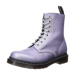 Dr. Martens Women's 1460 PASCAL Boot, Gunmetal