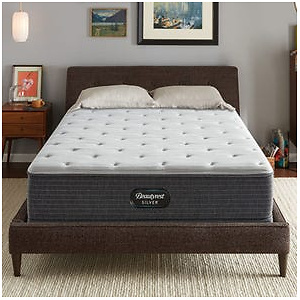US-Mattress.com:精选 Simmons Beautyrest 白金系列床垫低至5折