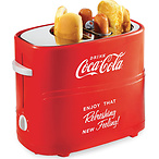 Nostalgia HDT600COKE 热狗面包烘烤机