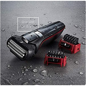 Panasonic Hybrid Wet Dry Shaver, Trimmer & Detailer
