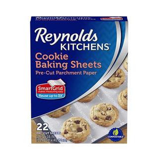 Reynolds 不粘烘焙纸 22张 12x16 Inch