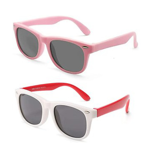 MotoEye Kids Polarized Sunglasses for Children Age 4-12 Years Old
