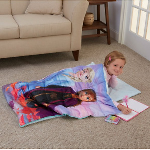 Disney's Frozen 2 Kids Weighted Slumber Bag