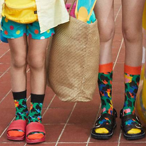 Happy Socks: 15% OFF + Free Shipping on Mini & Me styles