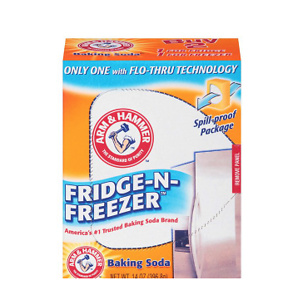 Arm & Hammer Baking Soda Fridge-n-Freezer Odor Absorber