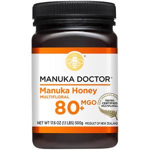 Manuka Doctor: Manuka 蜂蜜低至 4折 + 额外85折