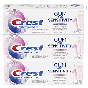 Crest Pro-Health Gum and Sensitivity