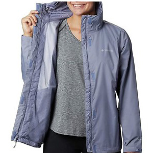 Columbia Women's Arcadia Ii Waterproof Breathable Jacket