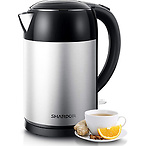 SHARDOR Electric Kettle Stainless Steel Electric Tea Kettle 1.7L