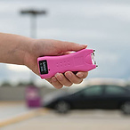 SABRE Dual Capacitor Stun Gun & LED Flashlight