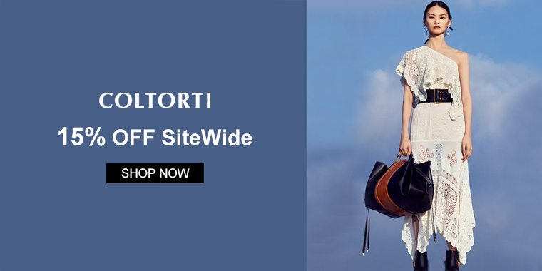 Coltorti Boutique: 15% OFF SiteWide