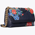 FLEMING SOFT PRINTED CONVERTIBLE SHOULDER BAG
