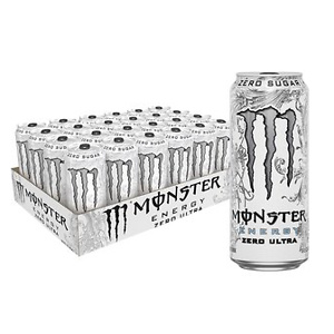 Monster Energy Zero Ultra, Sugar Free Energy Drink