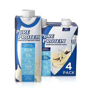 Pure Protein Complete Ready to Drink Shakes
