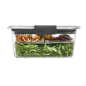 Rubbermaid Brilliance Food Storage Salad Container
