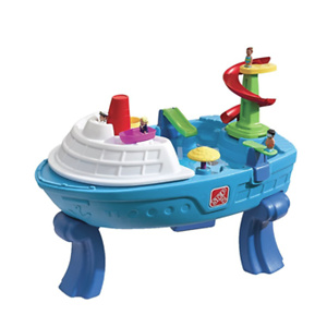 Step2 Fiesta Cruise Sand & Water Summer Center Water Table
