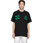 Off-White Black Universal Key T-Shirt