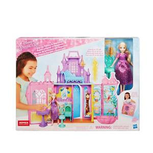 Disney Princess 梦幻娃娃屋 可伸缩变行李箱