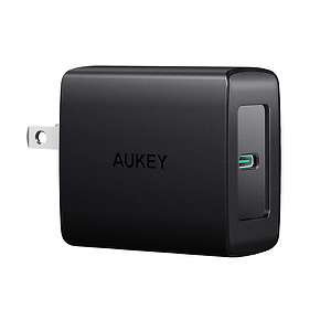 USB C Charger, AUKEY 27W PD Charger for MacBook Air
