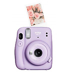 Fujifilm Instax Mini 11 Instant Camera - Lilac Purple (16654803)