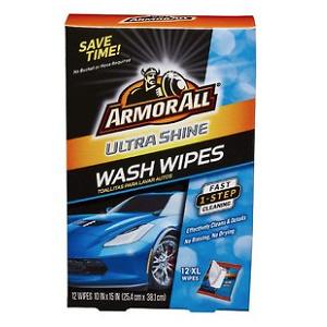Armor All Car Wash Wipes