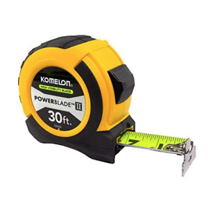 "Komelon 52430; 30' x 1.06"" Powerblade II Tape Measure"
