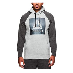 Reebok Men's Performance Pullover Hoodie
