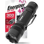 ENERGIZER LED Tactical Flashlight, IPX4 Water Resistant, Super Bright