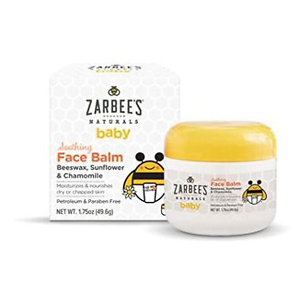 Zarbee's Naturals Baby Soothing Face Balm