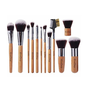 EmaxDesign 12 Pieces Makeup Brush Set