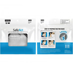 Safeact KN95 Face Mask, 10 Pack