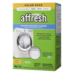 Affresh W10549846 Washing Machine Cleaner, 5 Tablets