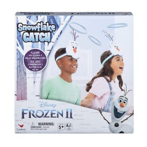 Disney Frozen 2 Up and Active Olaf Snowflake Catch Game
