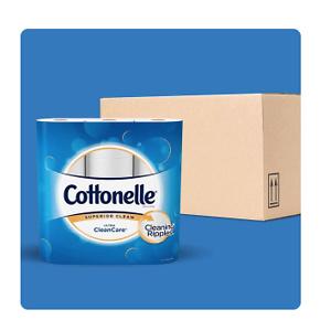 Cottonelle Ultra CleanCare Soft Toilet Paper