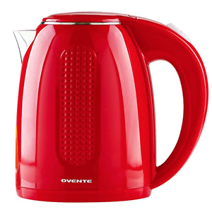 Ovente Electric Hot Water Kettle 1.7 Liter