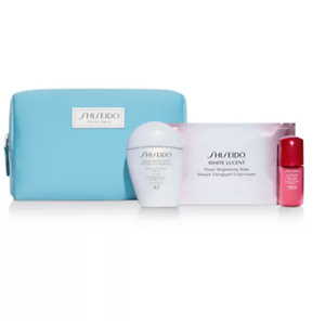 Shiseido 4-Pc. SPF x Daily Play Set