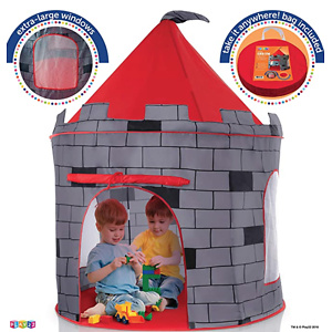 Kids Play Tent Knight Castle - Portable Kids Tent