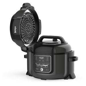 Home Depot: Ninja Foodi 6.5 Qt. Black Stainless Electric Pressure Cooker